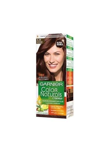 Garnier Garnıer Color Naturals Saç Boyası 5.25 Sicak Kahve Delist Kahve